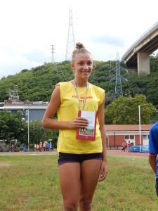Luiza Buzic (Atletica Villafranca)