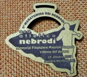 Medaglia Nebrodi