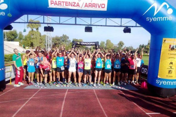 Running Sicily, Mezza di Palermo ad Agnello e Marrone