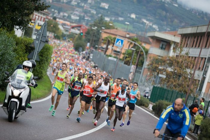 Garda Trentino Half Marathon veloce e spettacolare