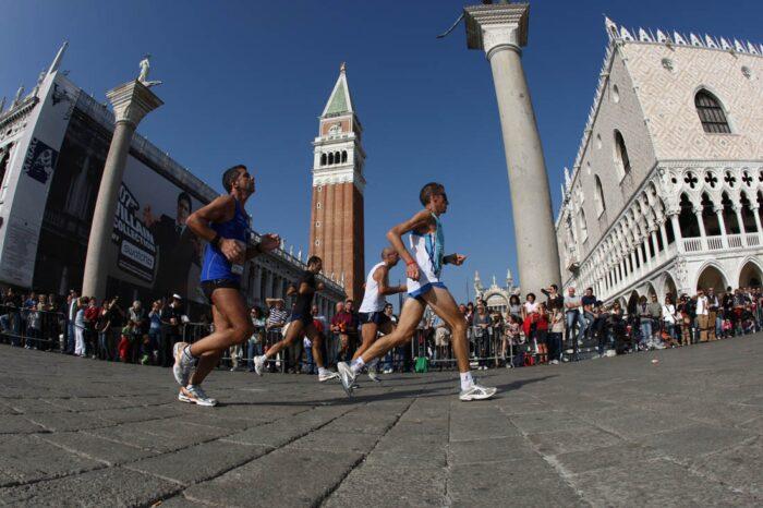 Numeri e curiosità della trentesima Maratona di Venezia