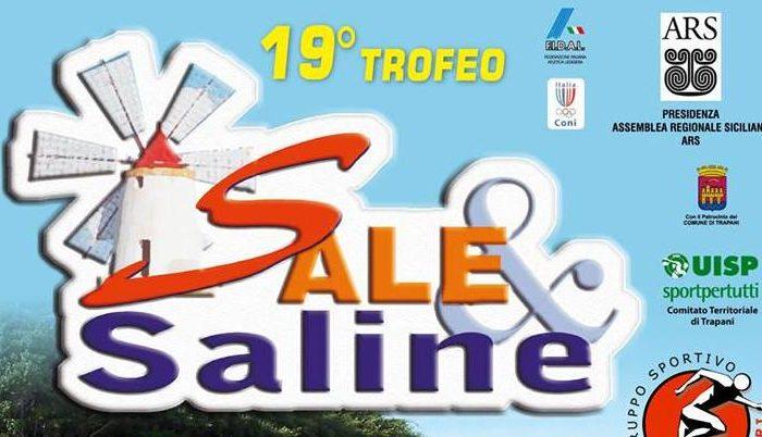 """A Trapani il """"Trofeo Sale & Saline"""""""