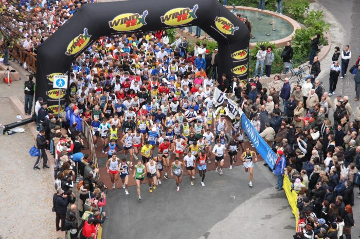 """Kipkoech e Akeno vincono la """"V Trento Half Marathon"""""""