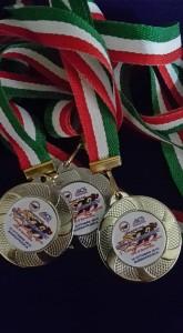 Le medaglie per i più giovani