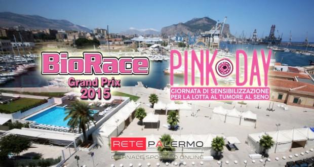 Girini del BioRace protagonisti al Pink Day di Palermo