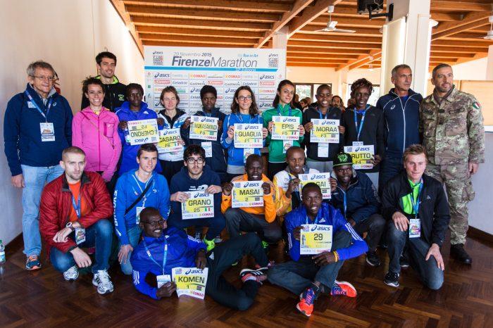 """Tutto pronto per la """"32^ Firenze Marathon"""""""