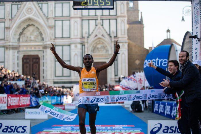"Doppietta africana alla ""Firenze Marathon 2015"""