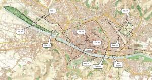 Firenze piantina