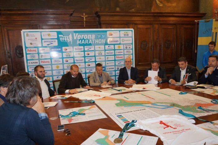 Presentata la Veronamarathon, oltre 30 i messinesi al via