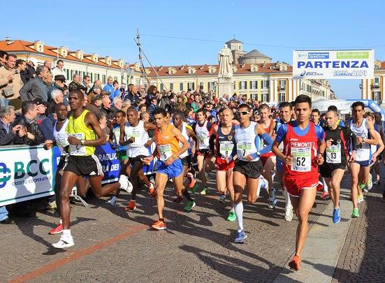 Il Piemonte vince l'Asics Run