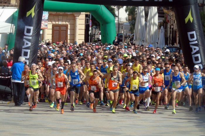 """Diciottesima edizione della """"Maratonina Città di Terrasini"""""""