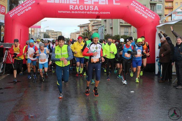 Alla Maratona di Ragusa è record di iscritti