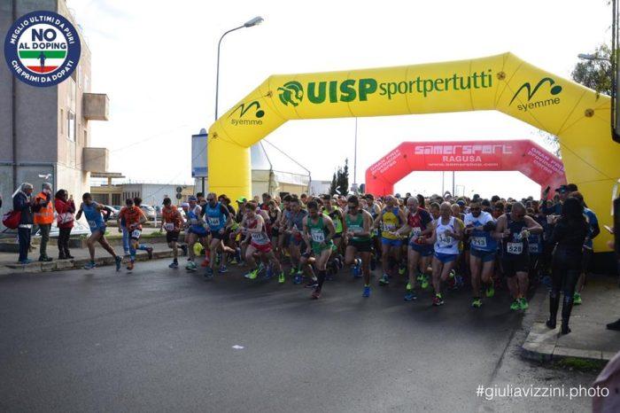 Maratona di Ragusa, prevalgono Tito Tiberti e Lorena Piastra