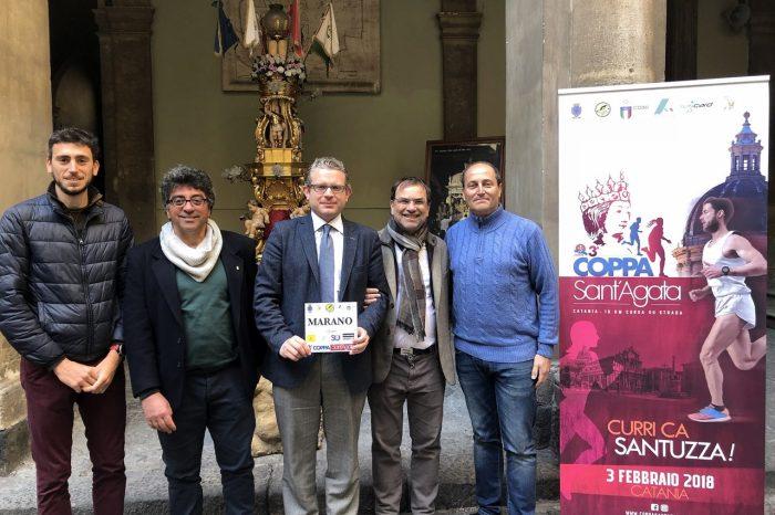 Terza edizione a Catania per la Coppa Sant'Agata