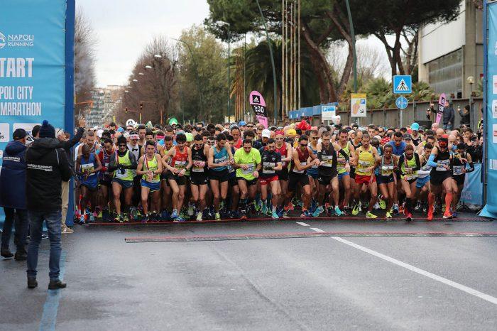 """Dominio keniano alla veloce """"Napoli City Half Marathon"""""""