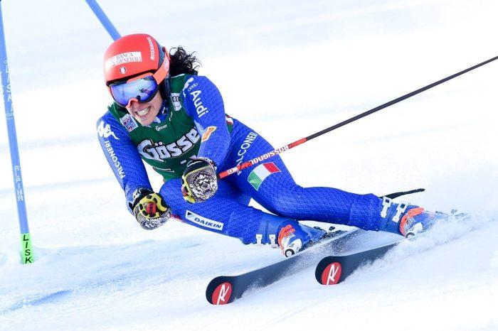 Federica Brignone, dall'atletica al podio olimpico di Pyeongchang
