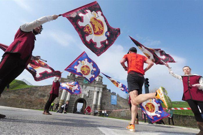 Un Tricolore per l'Unesco Cities Marathon