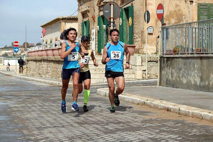 A Spinali e Betta la Maratonina Riviera di Ponente