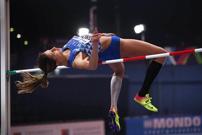 Alessia Trost vince il bronzo ai Mondiali di Birmingham