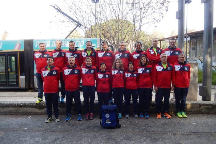 """Sette atleti della Fidippide al via della """"Santander Half Marathon"""""""
