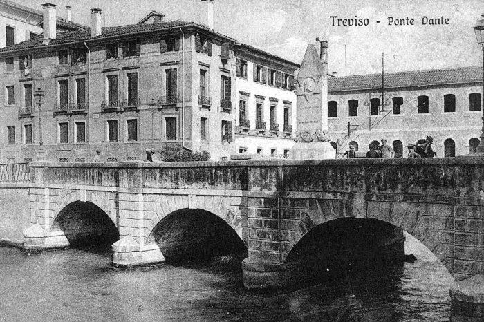 La Treviso della Divina Commedia nella medaglia del finisher