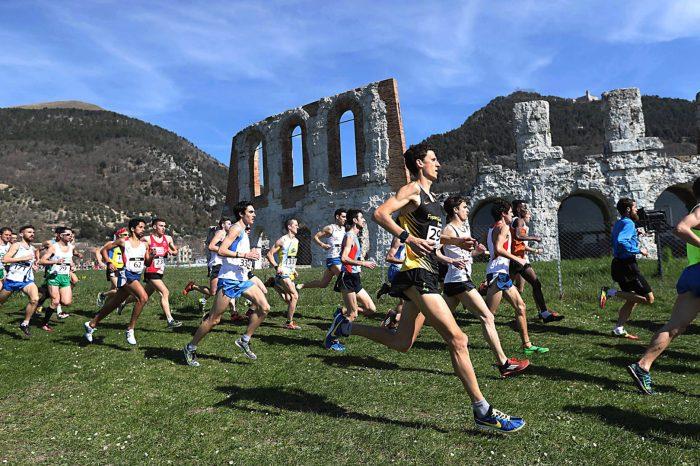"""""""Festa del Cross"""": più di 2000 atleti a Gubbio"""