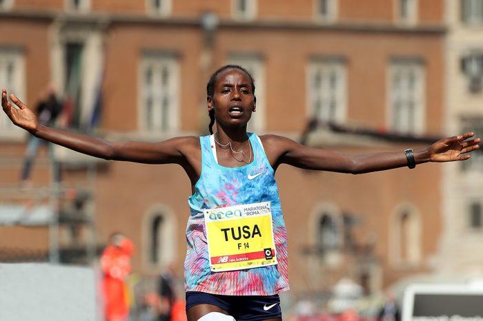 """Doppietta africana alla """"24^ Acea Maratona di Roma"""""""