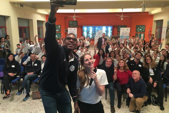 """""""Scuole aperte"""" a Palermo con José Bencosme"""