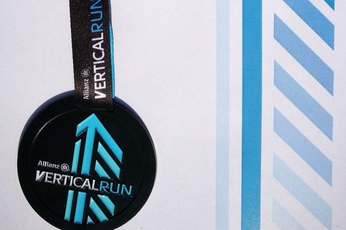 Allianz Vertical Run: medaglia e t-shirt per la gara più 'alta' di Milano