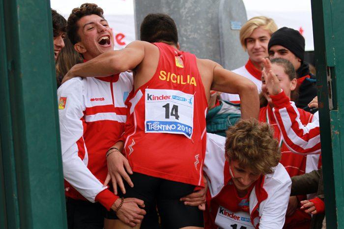 Studenteschi a Palermo: 1000 atleti in pista