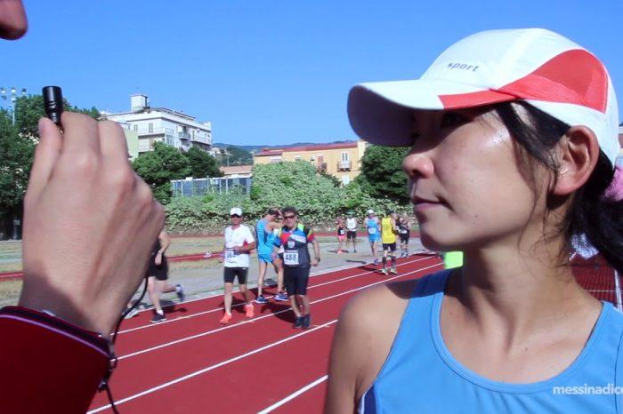 Scalata Dinnammare 2018 - Intervista Mika Iwaguchi