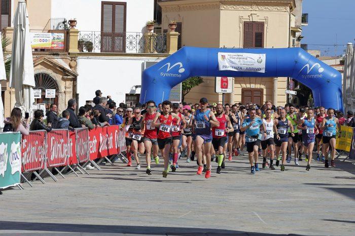 """La """"Maratonina di Terrasini"""" campionato regionale di società Master"""