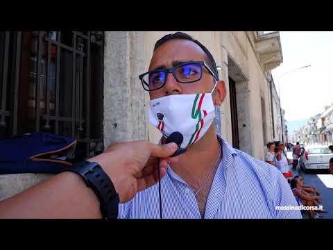 Intervista Danilo Lo Giudice, Sindaco di Santa Teresa di Riva