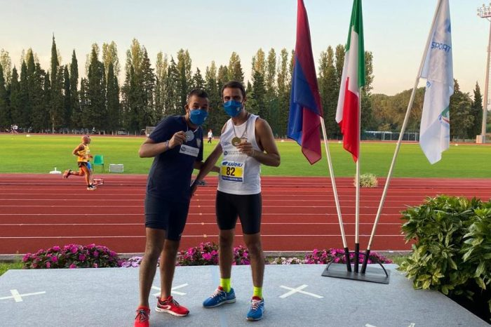 Umberto Marin e Andrea Augimeri campioni d'Italia a Jesolo