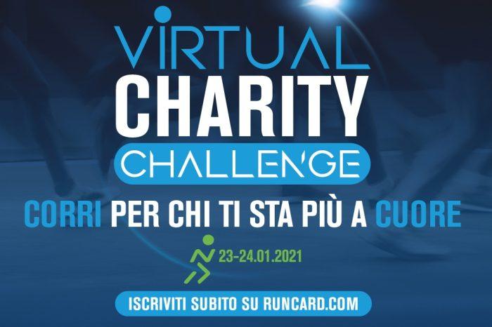 Il 23 e 24 gennaio torna #RuncardCharity