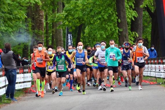 """Al Parco di Monza si sono corse 21k e 10k """"Milano&Monza Run Free"""""""