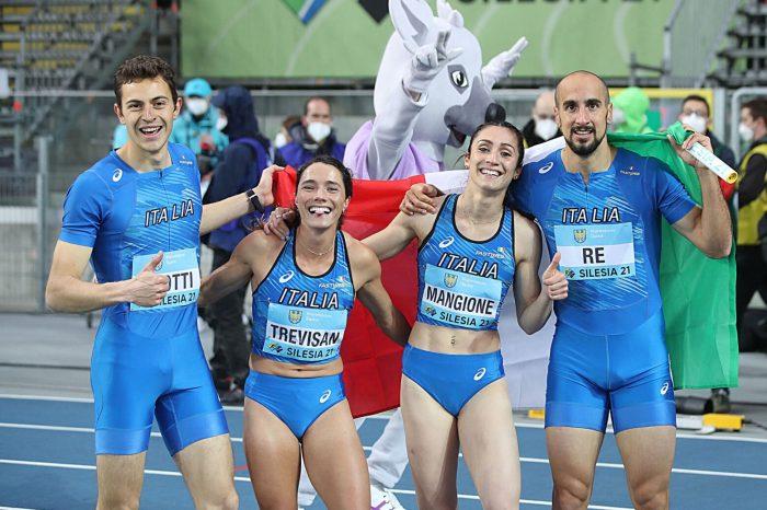 World Relays, 4x100 donne e mista sono d'oro!