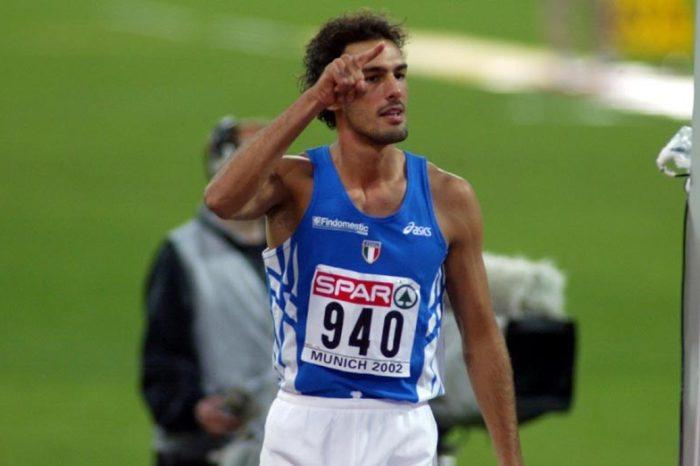 Ciao Alessandro, addio amico dell'atletica