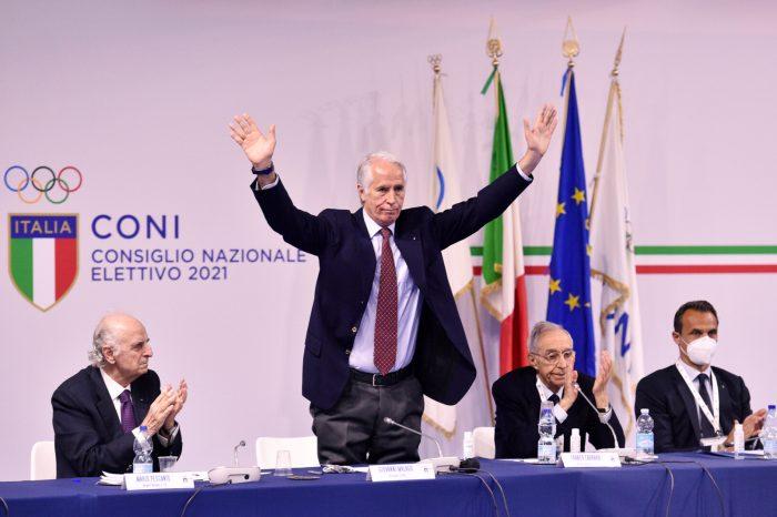 Giovanni Malagò rieletto presidente del CONI, tutto come previsto