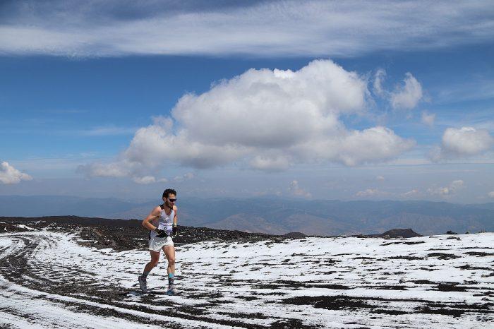 """Supermaratona dell'Etna 2021"" a Gabriele Pace ed Edyta Lewandowska"