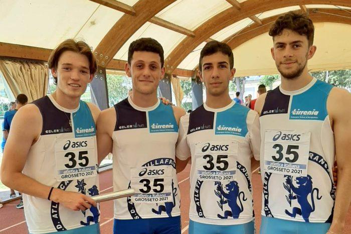 I risultati dei messinesi ai Campionati Italiani individuali Juniores e Promesse