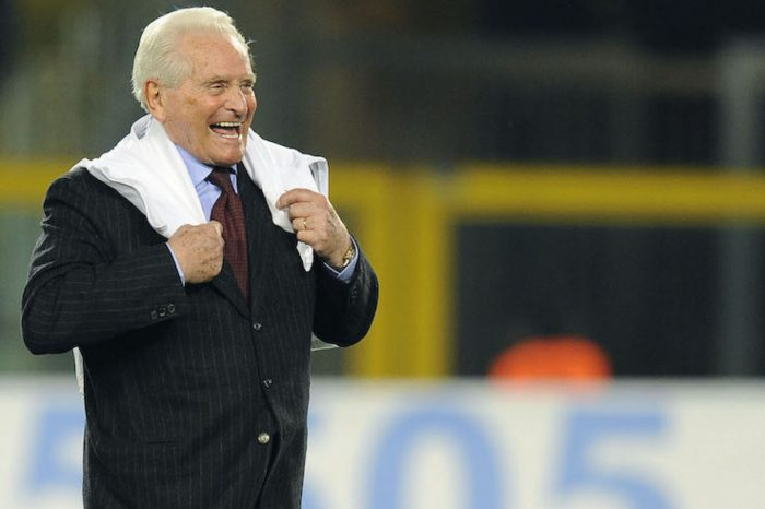 L'atletica italiana ricorda Giampiero Boniperti